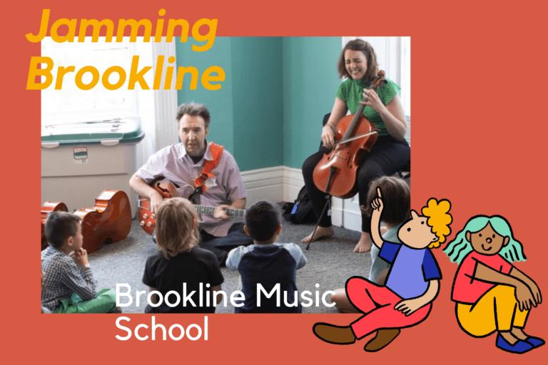 Jamming Brookline: Scott Pittman at Brookline Music School
