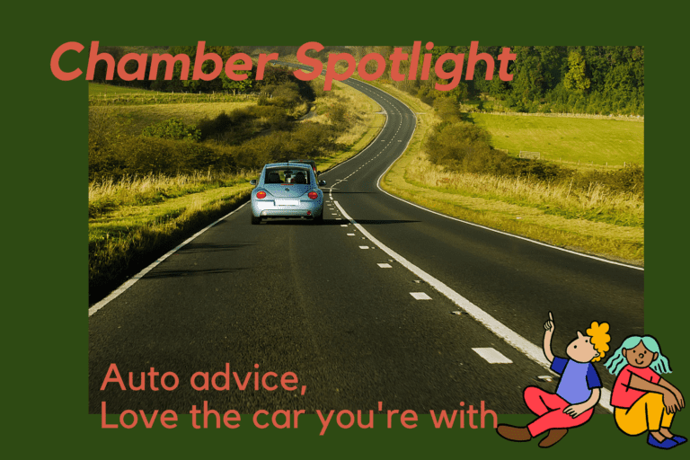 Chamber Spotlight: Auto advice, love the car you're with!