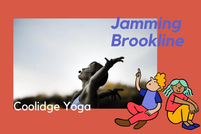 Jamming Brookline: Tatyana Souza at Coolidge Yoga