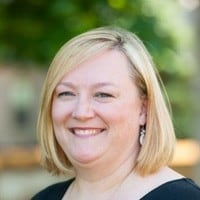Michelle McGlone, new Executive Director of the Brookline Adult & Community Education