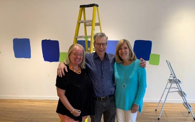 Beth Venti, Lisa Wisel, and David Leschinsky